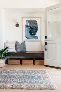 Laguna Beach Vacation Home entry way