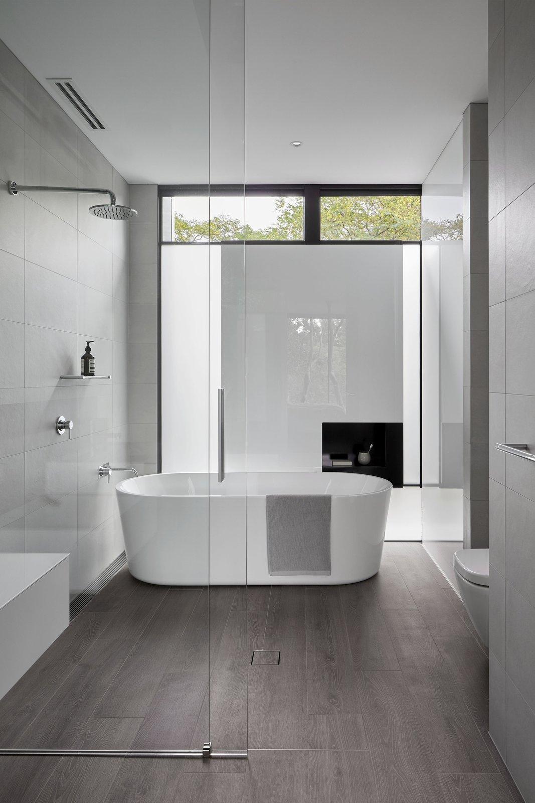 Moat's Corner bathroom