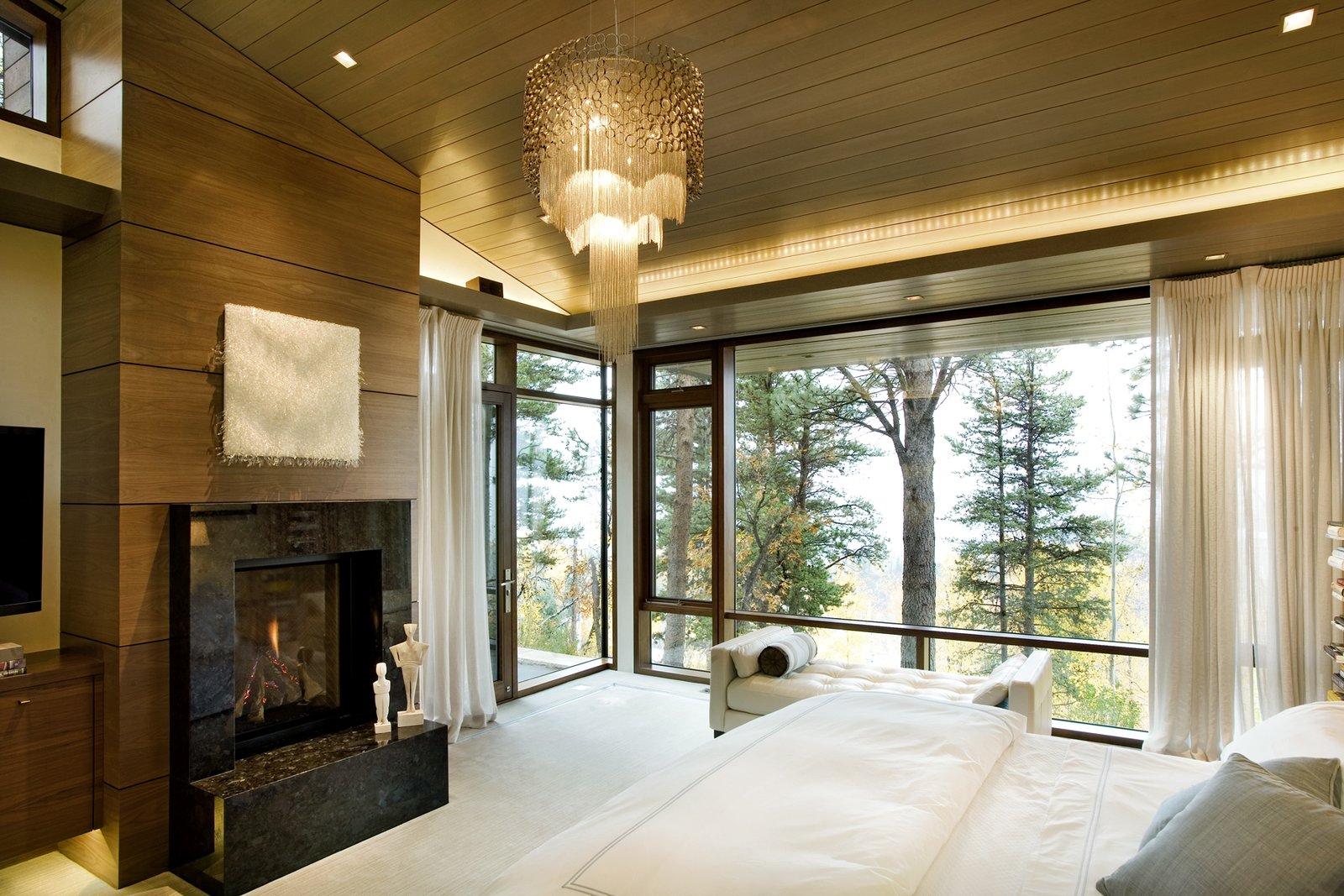 Bedroom bedroom  An Architects Dream Home --Wrights Road Aspen