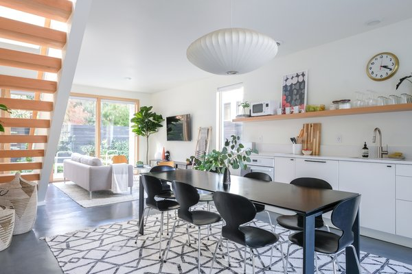 The 111 House is designed to be open, bright and modern. With an open floor plan it's great for relaxing, socializing or using as a home base as you explore Portland, Oregon.