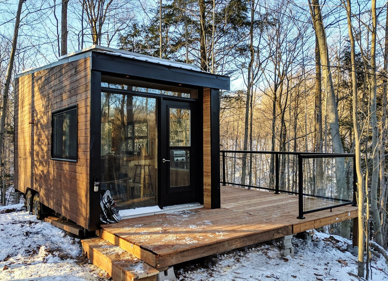 Cabinscape cabin exterior