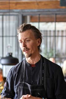 The restaurant is helmed by Paul Svensson—a trailblazing chef who has pioneered a sustainability-focused approach to cooking that maximizes flavor while minimizing waste.