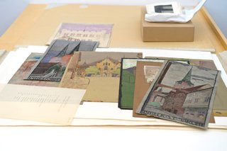 ArkDes hosts an incredible archive of over four million architectural drawings and sketches.