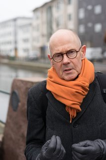 Malmö's director of city planning Christer Larsson believes that the value of architecture lies in how well it serves the needs of the masses.