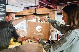 Sustainordic is a groundbreaking project that seeks to catalogue and promote sustainability-focused initiatives in the Nordic countries. One example is Karma—an app that connects restaurants with excess food to hungry customers in a bid to reduce food waste.