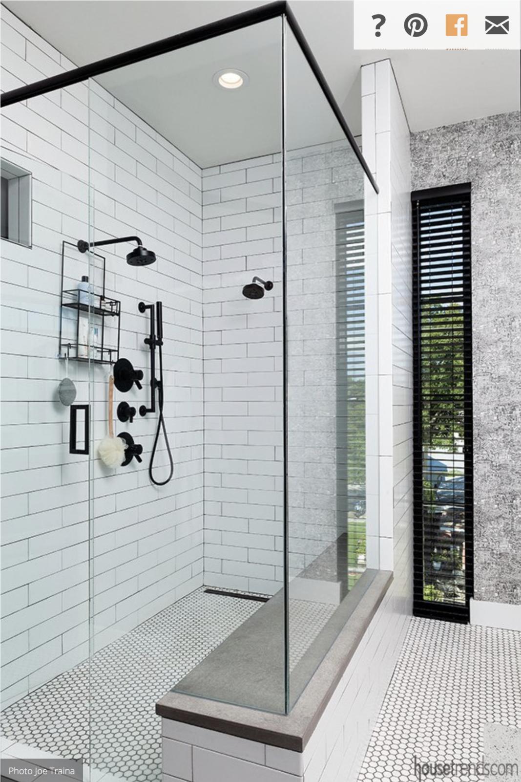 Bath Room, Ceiling Lighting, Concrete Counter, Vessel Sink, Enclosed Shower, Full Shower, Marble Floor, Corner Shower, Ceramic Tile Wall, Subway Tile Wall, and Wall Lighting Master Bath Detail 02  400 SOLA