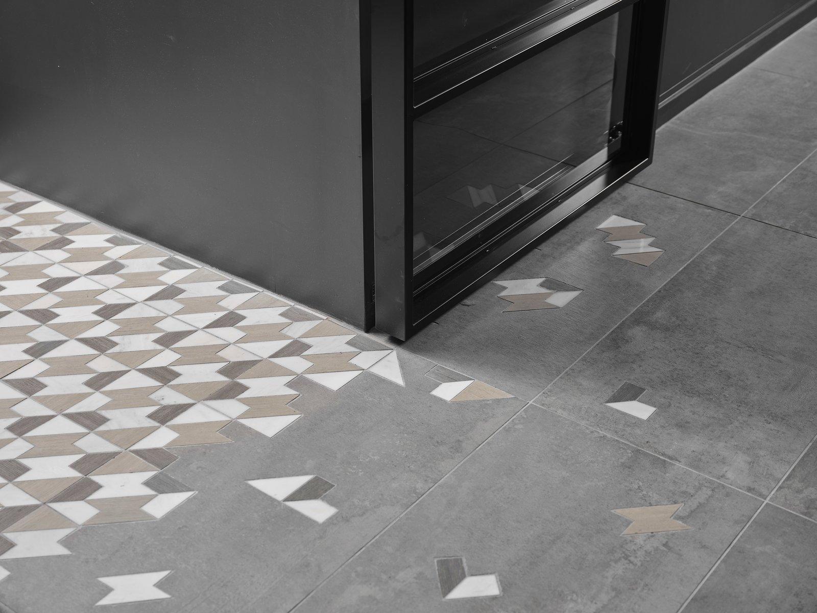 Tile transition  Details