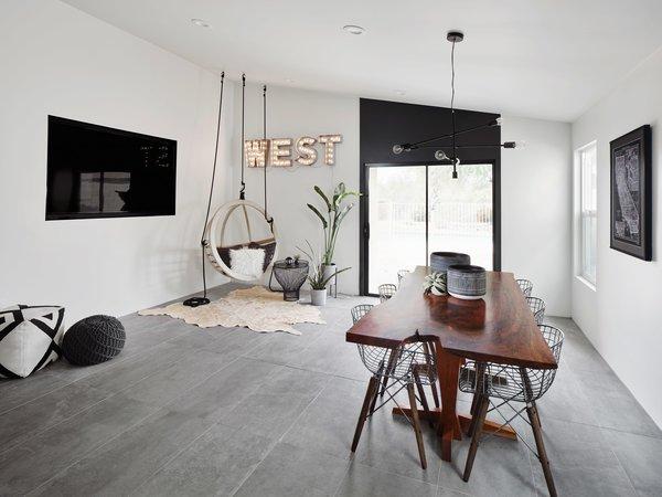 . Best 24 Modern Dining Room Porcelain Tile Floors Design Photos And