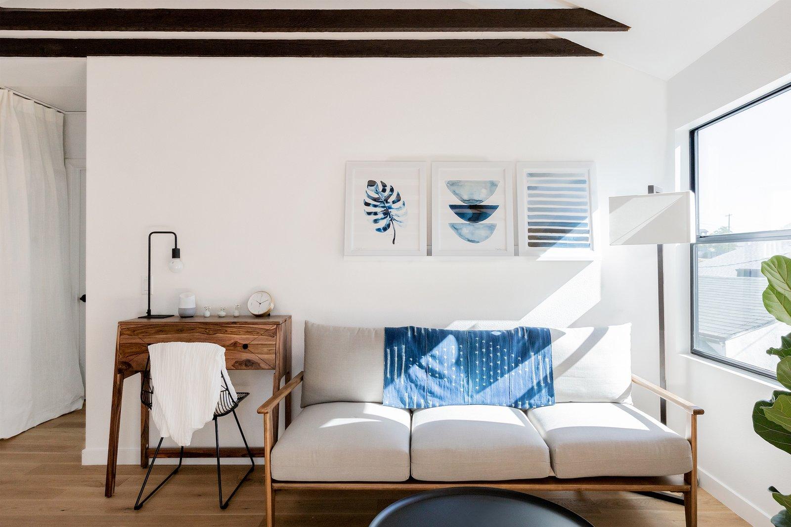 Node LA Echo Park co-living apartment interior