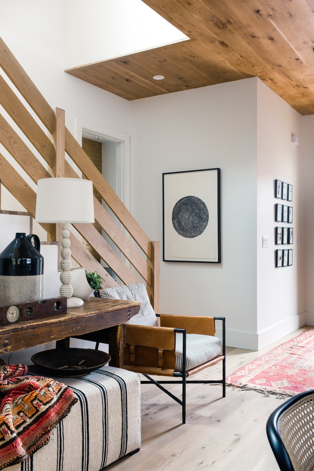The Naturally House entryway
