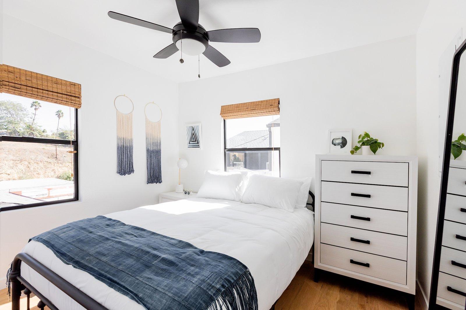 Node LA Echo Park co-living apartment bedroom