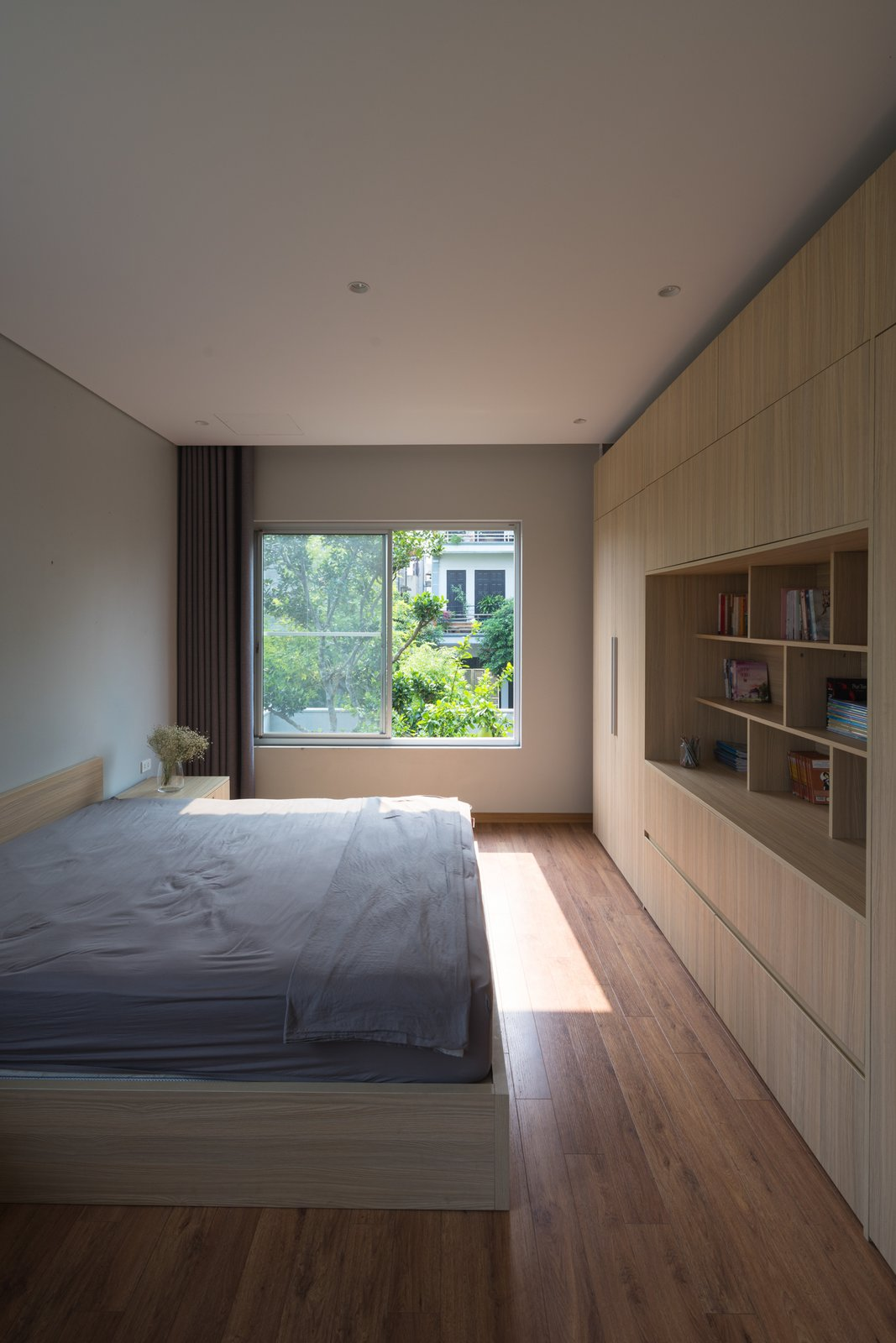Ninh Binh House bedroom