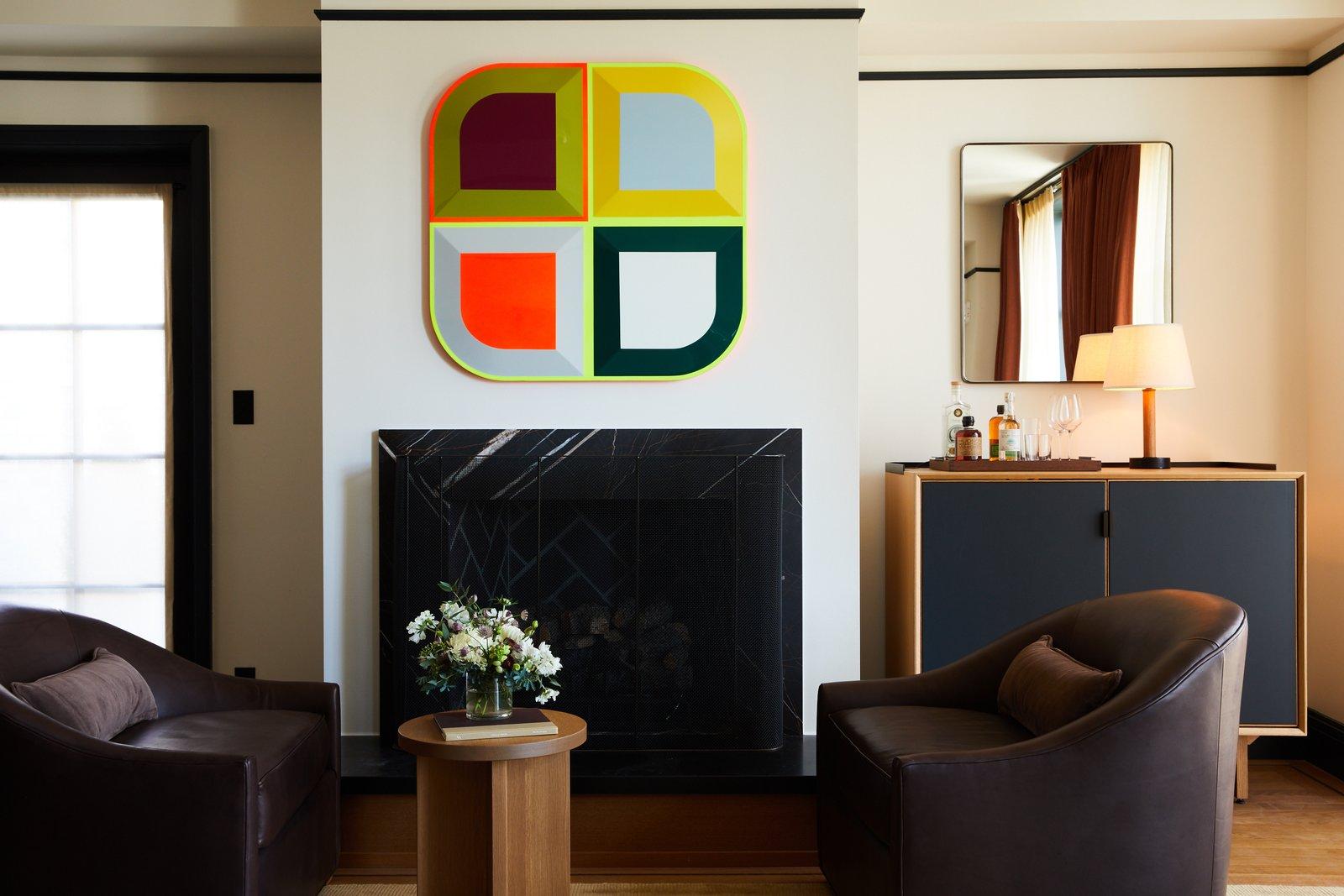 Shinola Hotel guest room