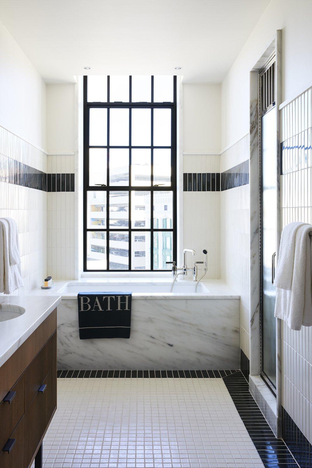 Shinola Hotel bathroom