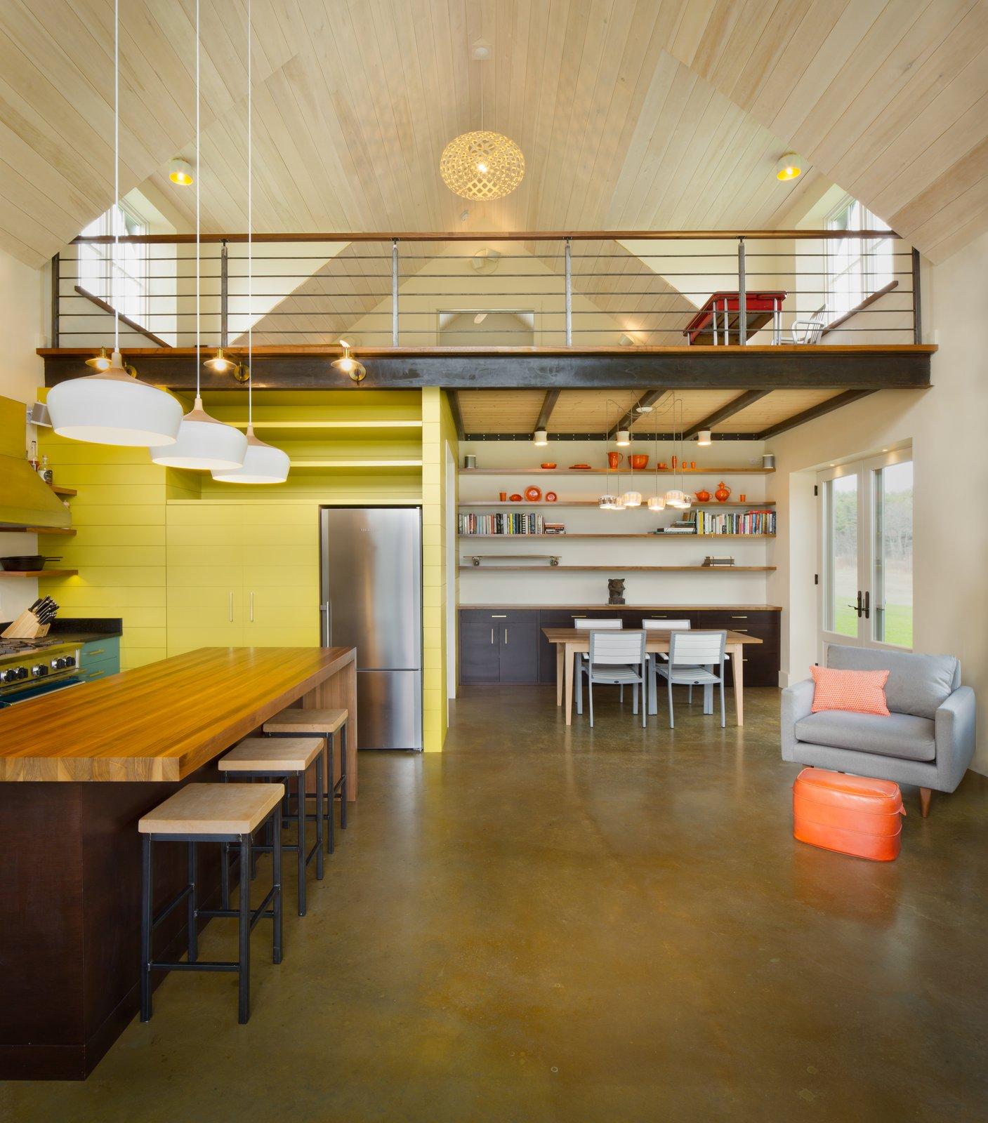 Kim Smith Residence dining area
