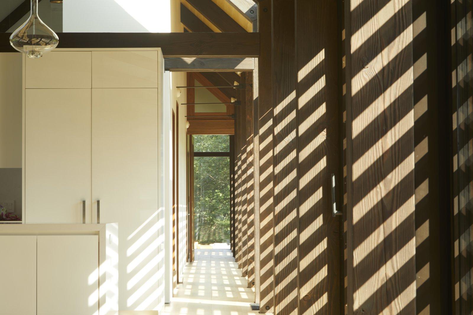 Silvernails hallway
