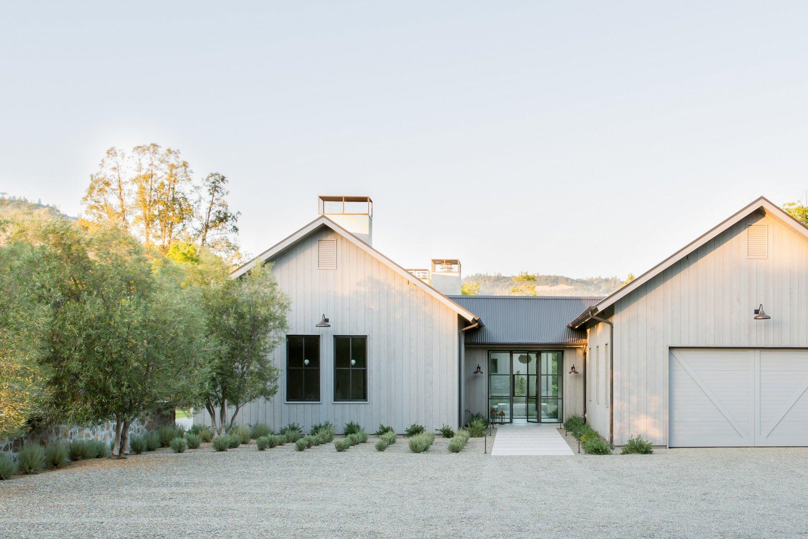 Calistoga Residence exterior