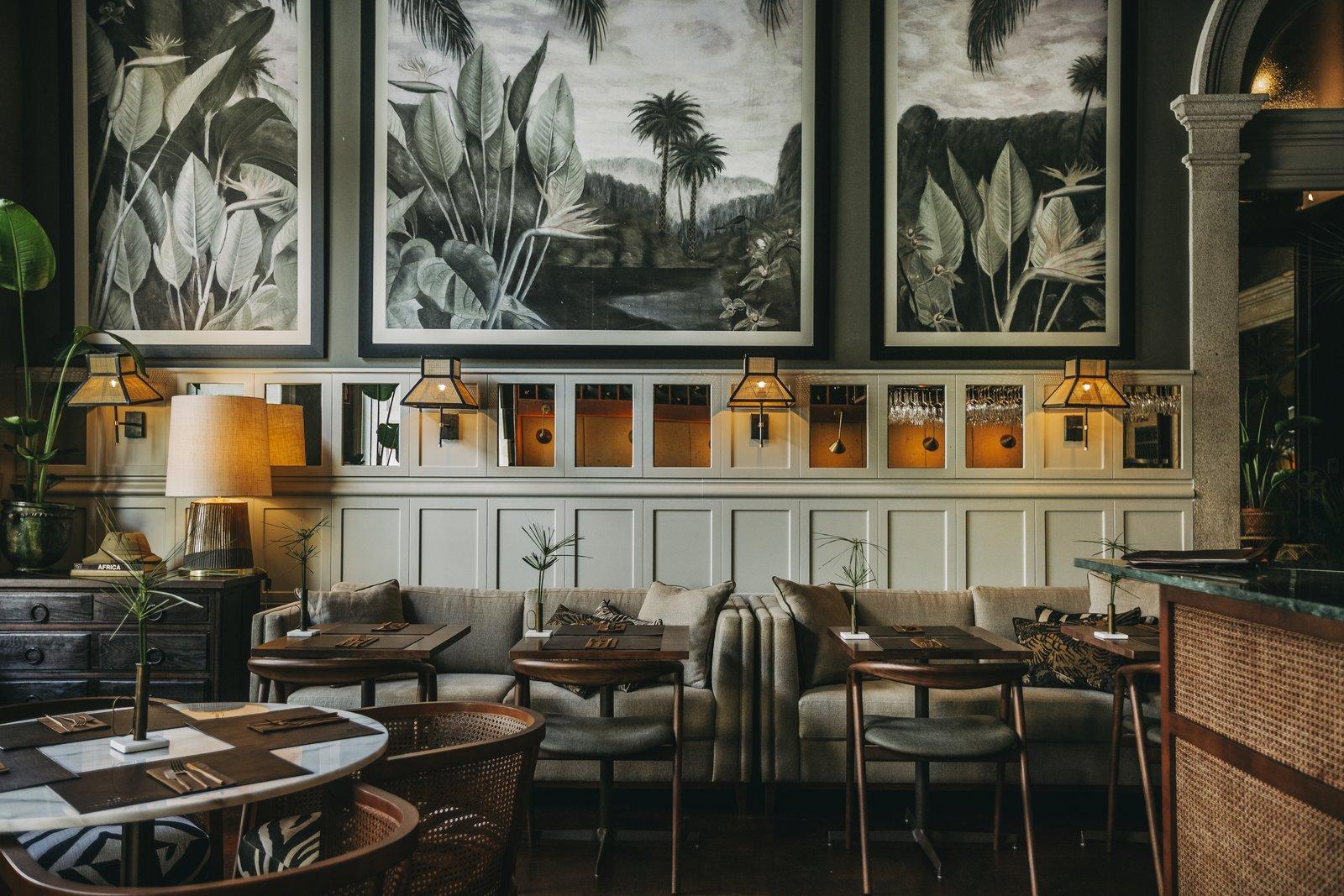 Torel 1884 Bartolomeu bistro restaurant