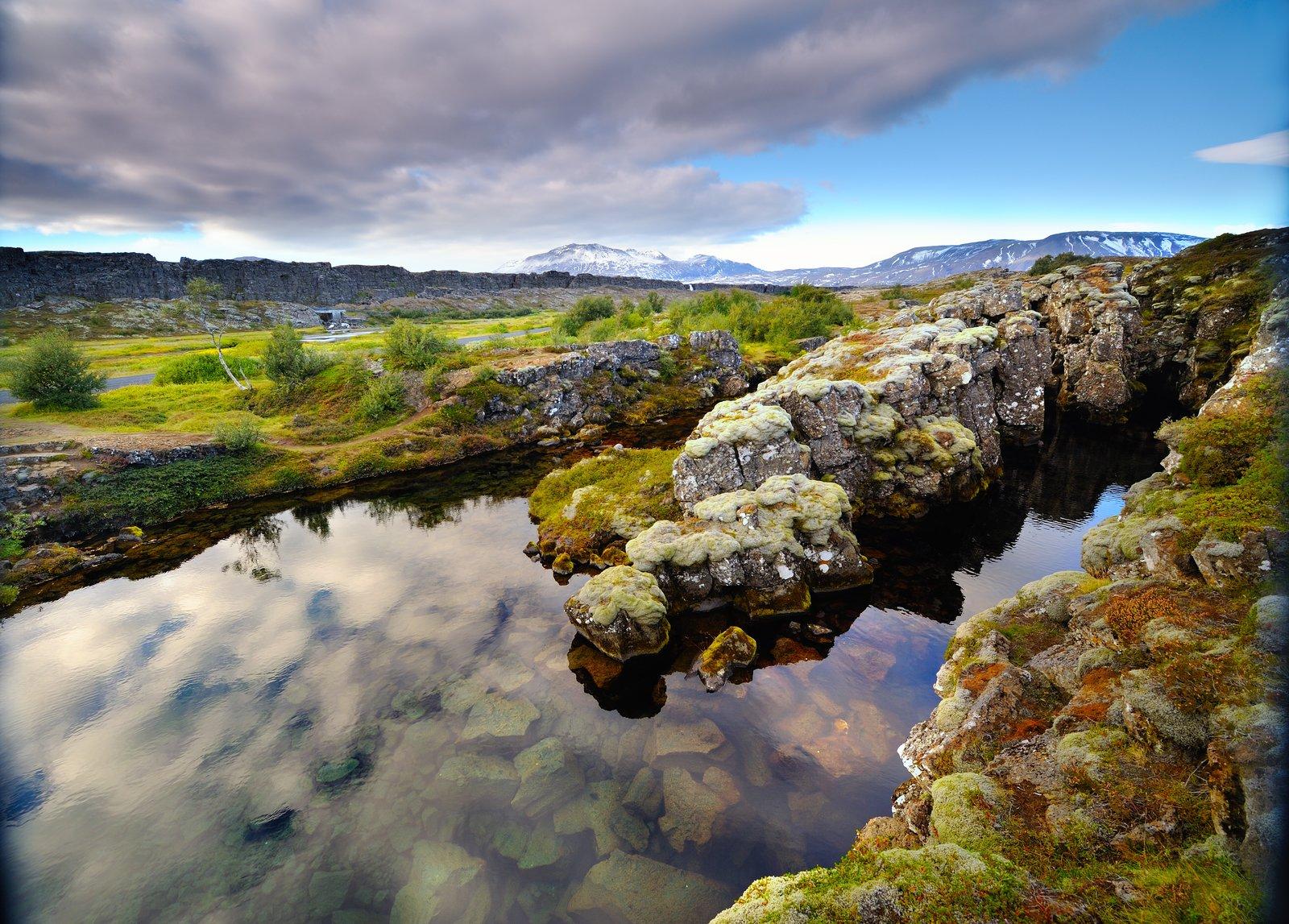 Thingvellir National Park, Iceland (Eyrie)