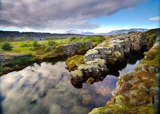 Just a short excursion east of Reykjavik, Thingvellir National Park is one of Iceland's natural treasures.