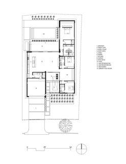 Pavilion Haus floor plan
