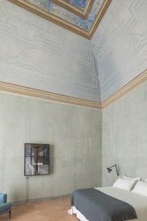 The suites exude a calm, monastic air.