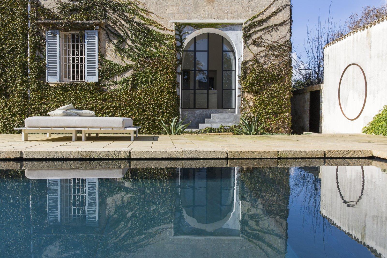 Palazzo Daniele pool