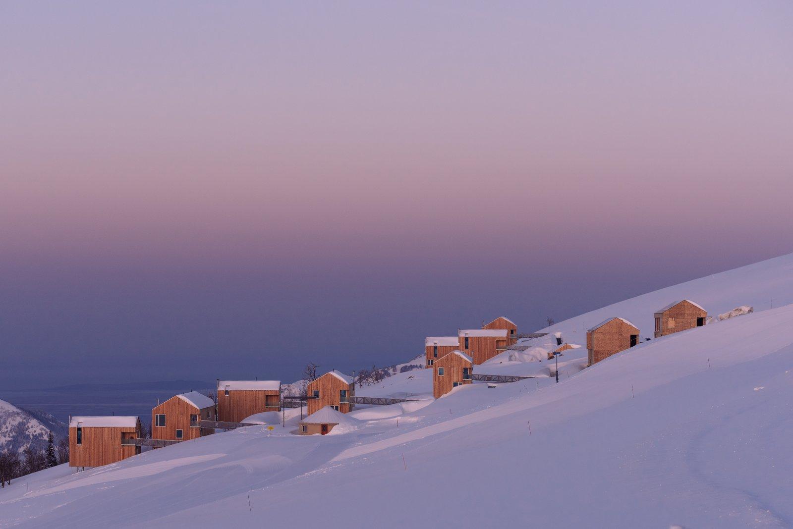 Horizon Neighborhood cabins