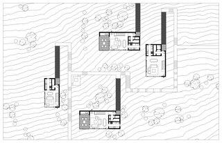 Horizon Neighborhood cluster plan.