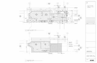 Stafford Extension Ground Level Floor Plan
