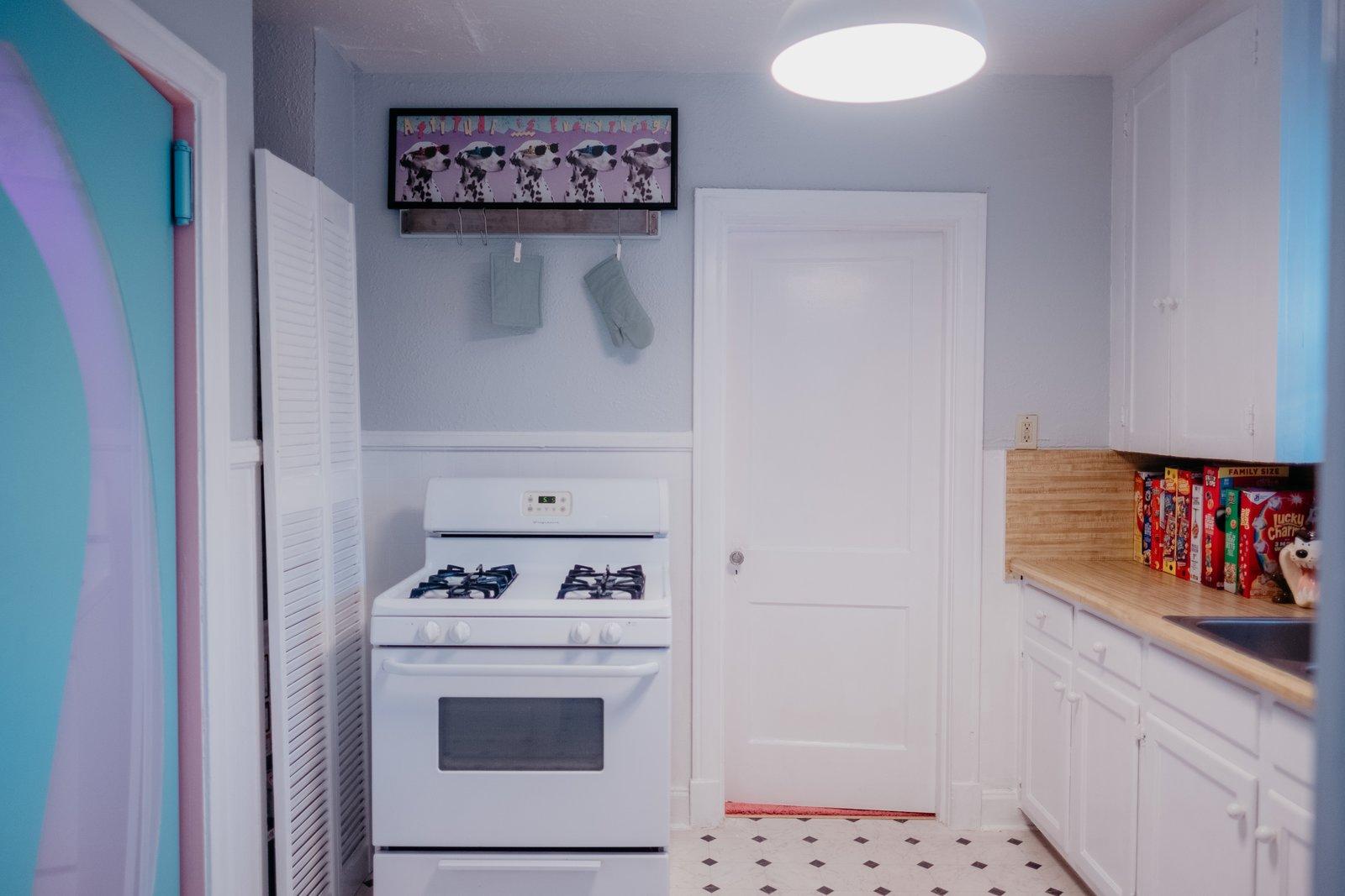 The Slater Airbnb Jeremy Kelsey Turner kitchen
