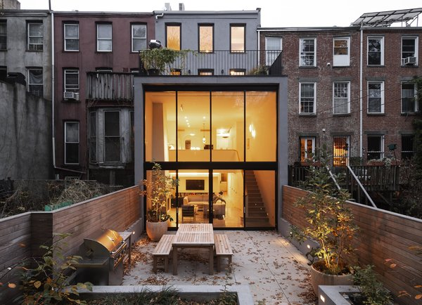 A Timeworn Brownstone in Brooklyn Becomes a Growing Family's Sanctuary