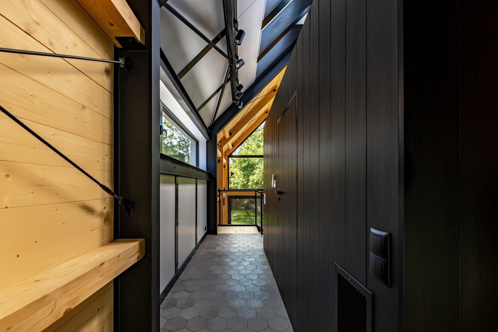 Cammpinus Park mode:lina  hallway