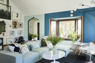 Actor Janina Gavankar's Revamped Home Is an Art-Filled Playground