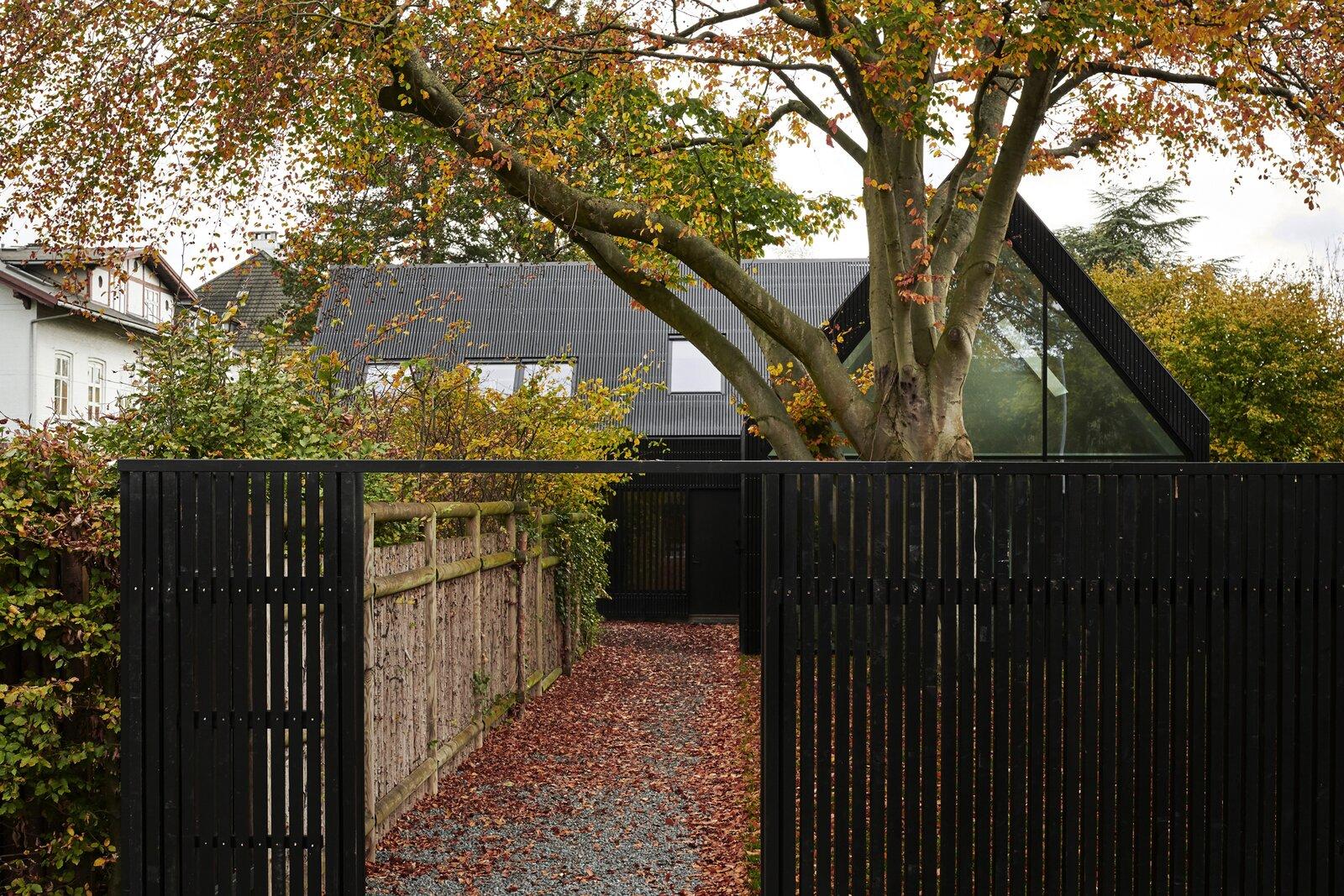 Villa Bülowsvej by EFFEKT black exterior