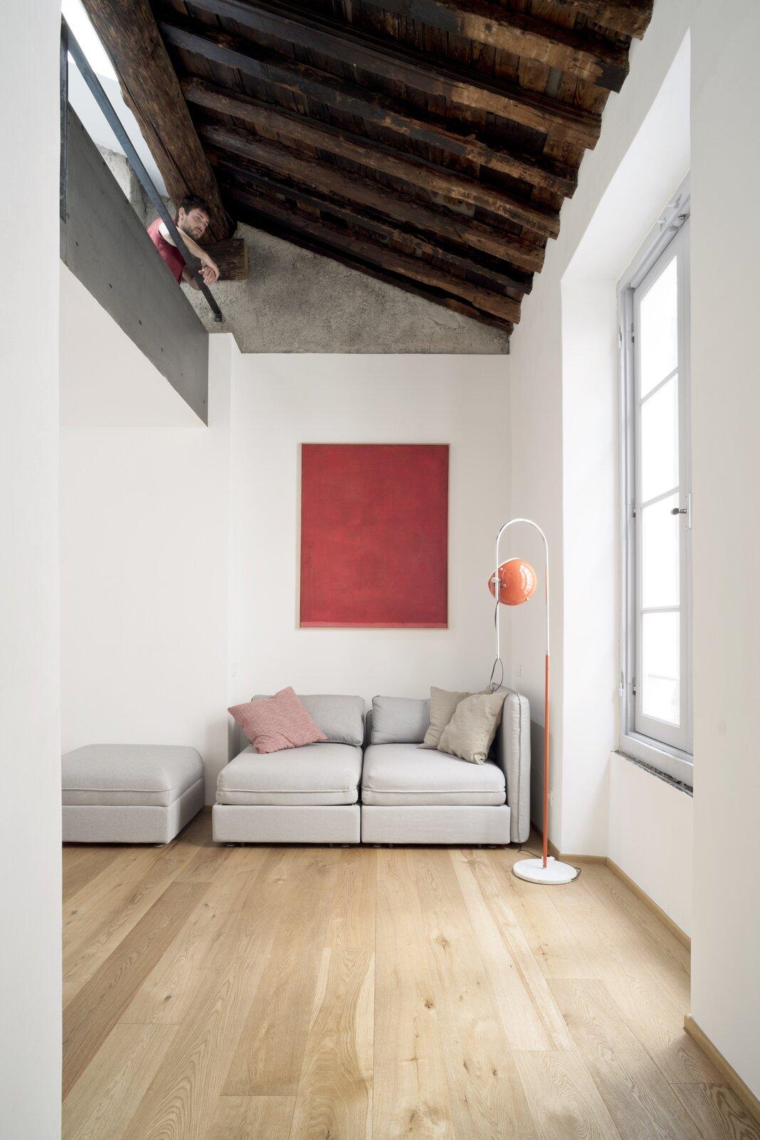 House for a Sea Dog living area