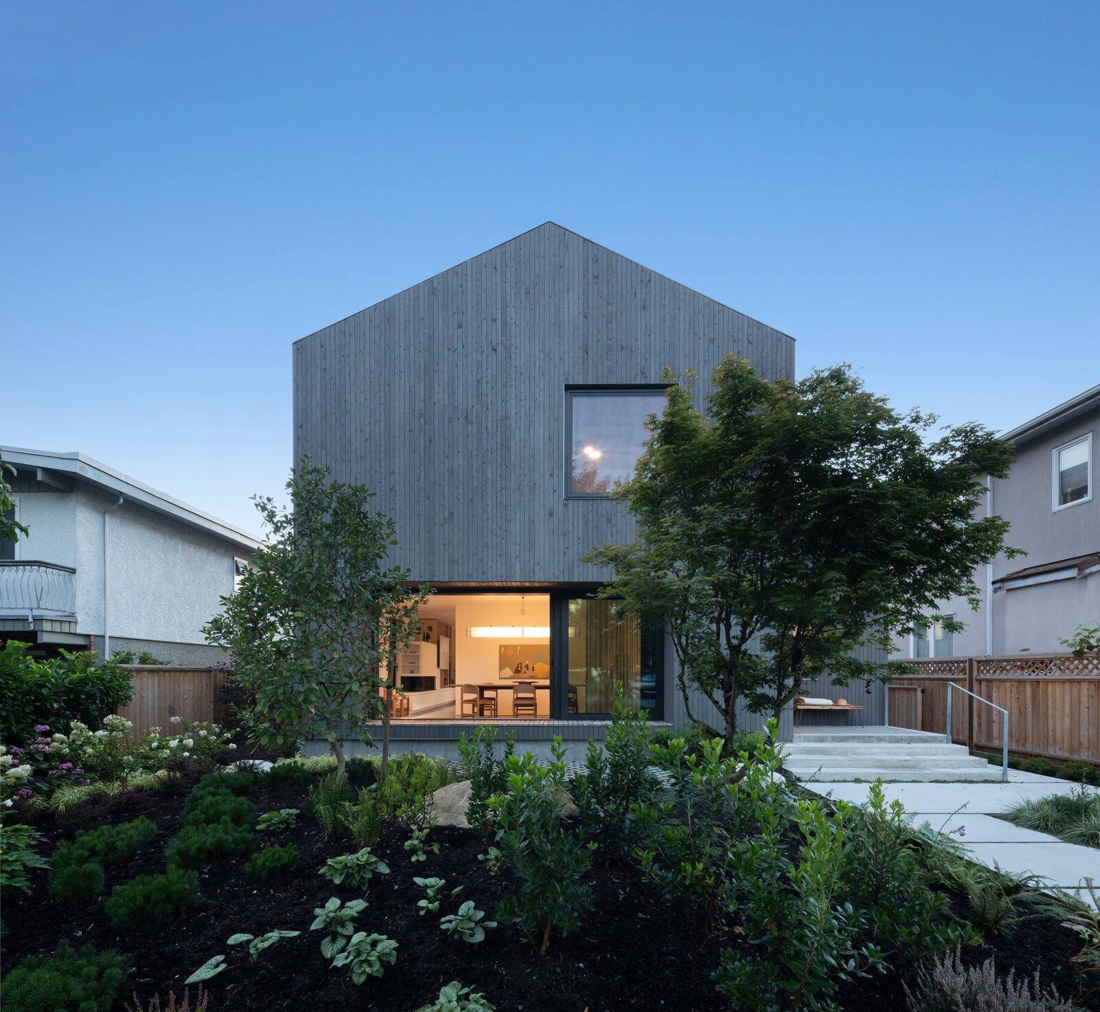 Veil House exterior