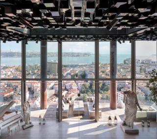 Penthouse, Istanbul