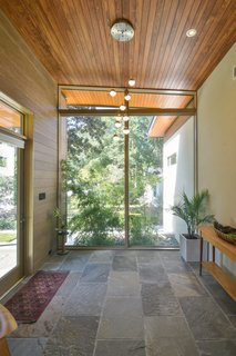 Mount Pleasant Modern: Front Entry Interior