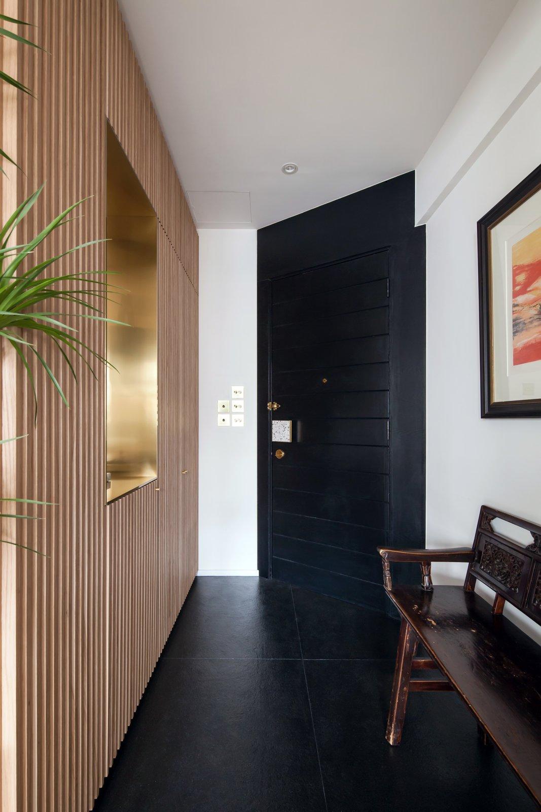 Quarry Bay Residence doorway