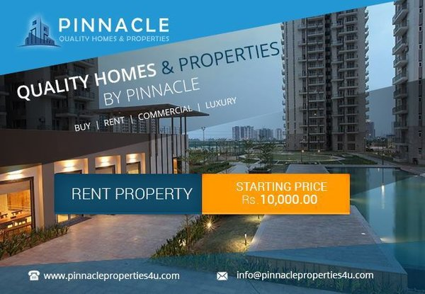 Search a house for rent in Delhi at Pinnacle Properties 4 U website. Get 1/2/3 BHK house for rent in Delhi at very affordable prices. Visit Pinnacle Properties 4 U website to search properties. Mail us at info@pinnacleproperties4u.com for any query.