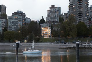 Vancouver Features Ultra Luxury Rental at Eventide