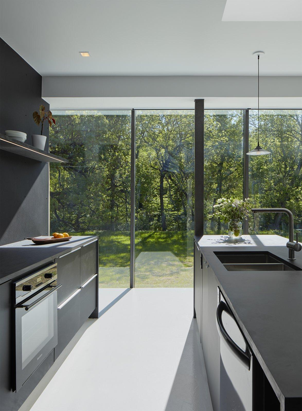 1220 E. 12th Street House kitchen