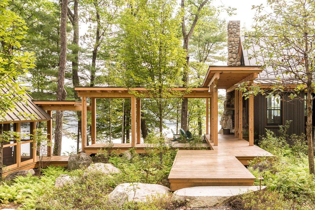 Camp on Long Lake