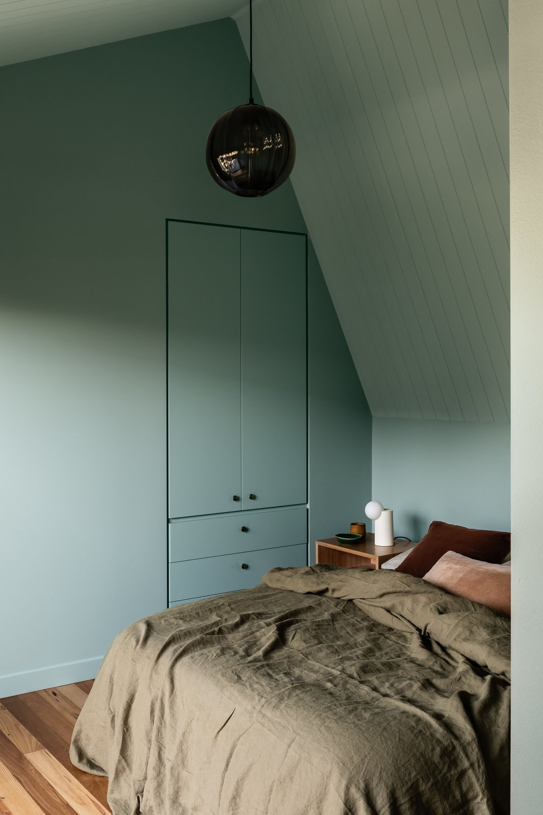 Northcote House bedroom