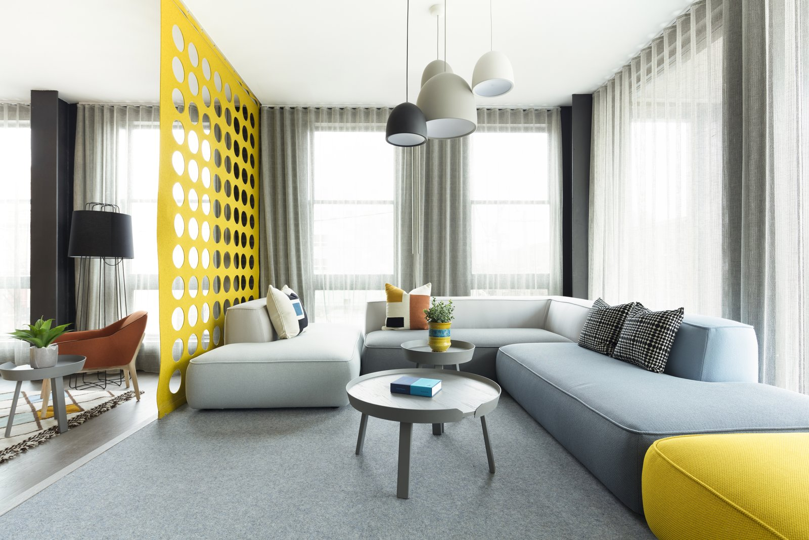 Resident Lounge  295J