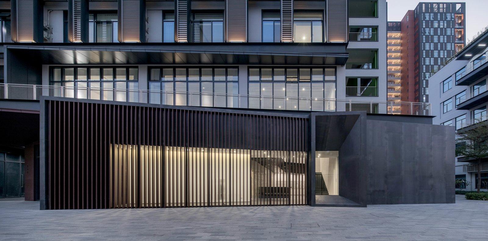 Facade  ZHI ART MUSEUM