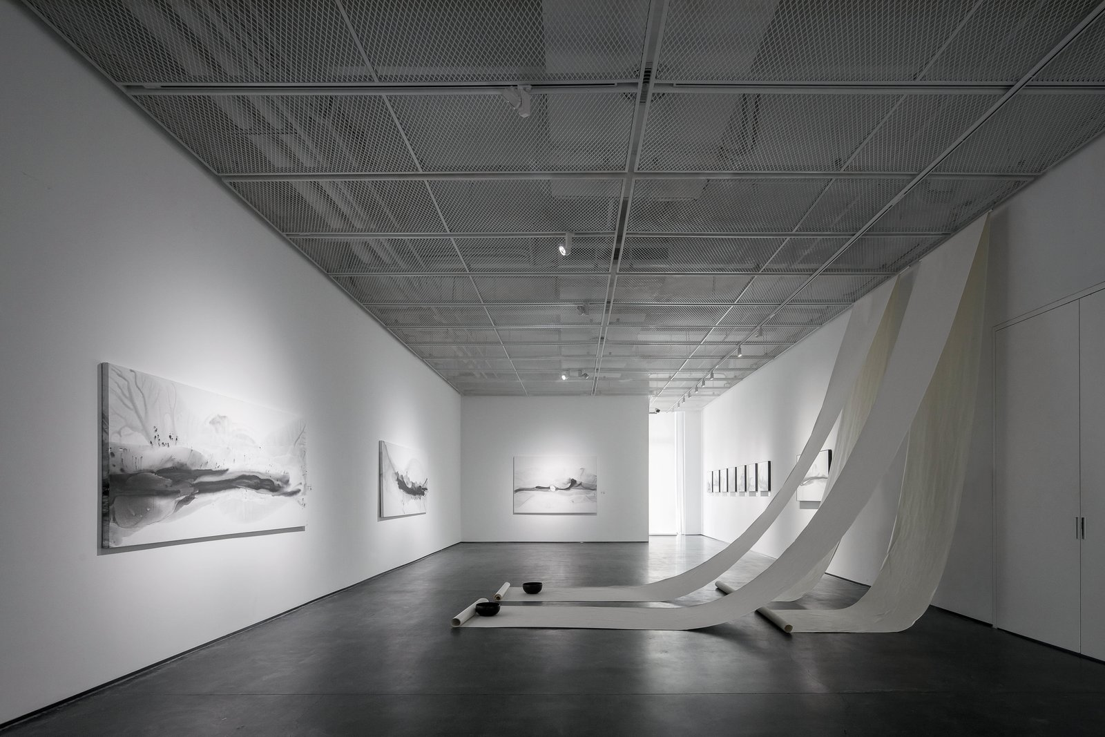 Main exhibition hall  ZHI ART MUSEUM