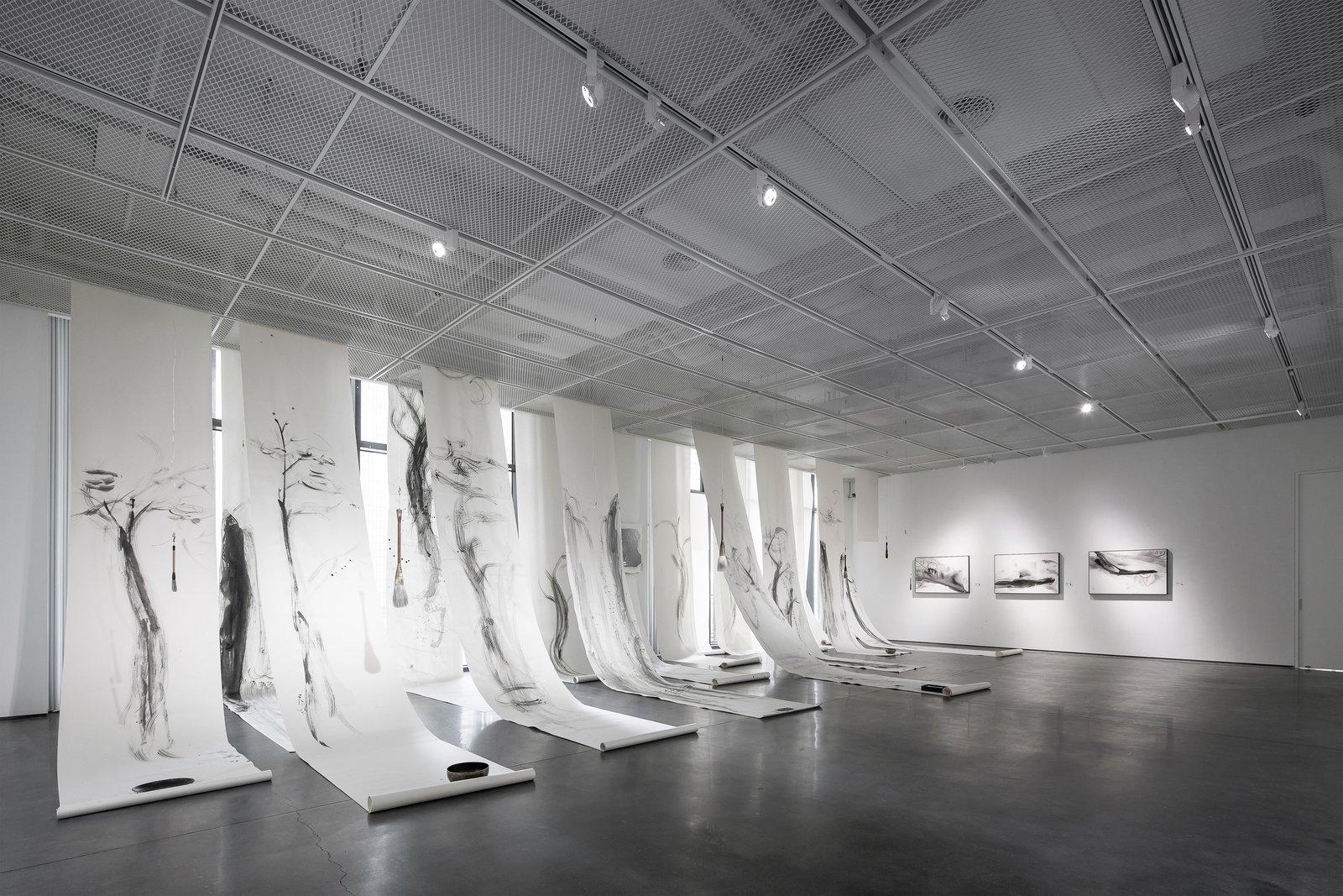 Temporary exhibition hall  ZHI ART MUSEUM