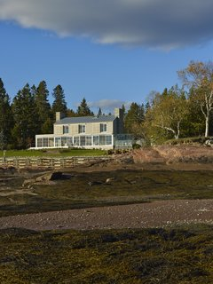 Bay of Fundy house